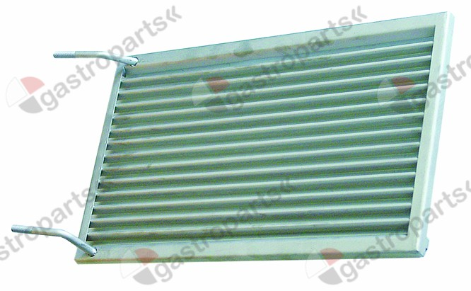 211.016, chargrill grid L 474mm W 280mm H 10mm for chargrill