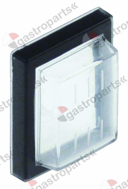 301.036, protective cover internal size 30x22mm for rocker switch
