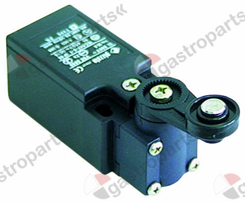345.144, position switch plastic 1NC/1NO 400V 3A L 92mm W 31mm H 31mm protection IP67