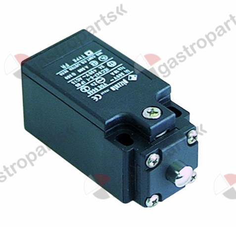 345.181, position switch plastic 1NC/1NO 400V 3A L 92mm W 31mm H 31mm protection IP67
