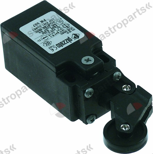 345.209, position switch plastic 1NO/1NC 400V 3A L 104mm W 31mm H 31mm protection IP67