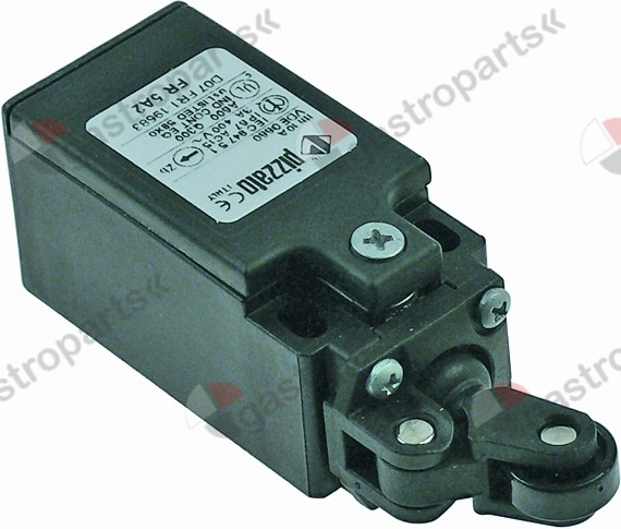 345.389, position switch plastic 1NC/1NO 400V 3A L 92mm W 31mm H 31mm protection IP67