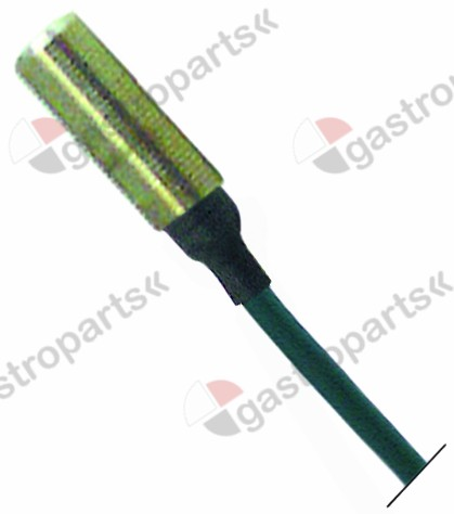 345.430, magnetic switch thread M12x1 1NO 250V 1A P max. 50W connection cable cable length 2000mm
