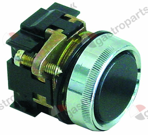 345.638, Replaced by 347507 / 347508 / 347509 / 347510 / 347511 / momentary push switch black ø 30mm