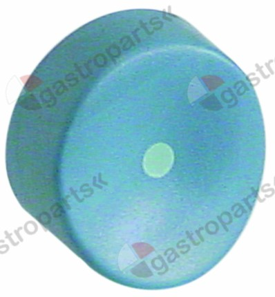 345.879, push button blue-grey point