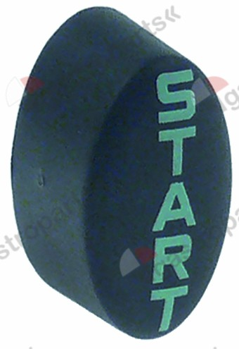 345.907, push button blue-grey START