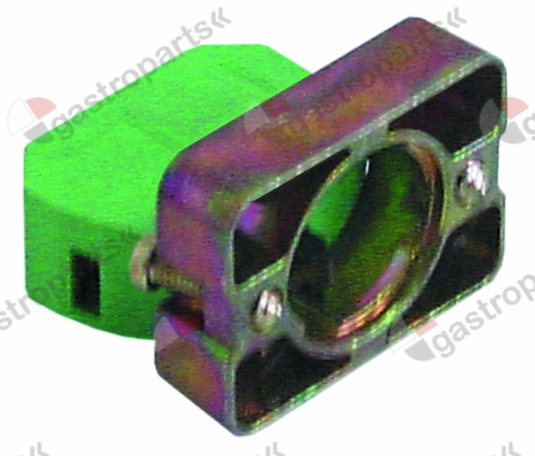 345.937, Replaced by 345412 / contact block with holder 1NO