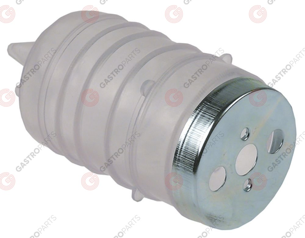 346.399, rubber protection o 50mm transparent
