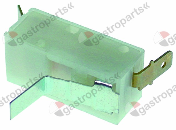 346.904, microswitch with lever 250V 16A 1NO