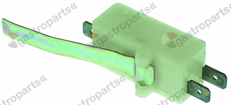 346.909, microswitch with lever 250V 16A 1CO