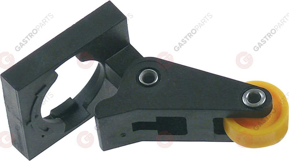 346.991, angle handle with a switch
