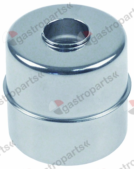 347.967, flotador con imán for float switch ø 42,5mm L 43mm inox