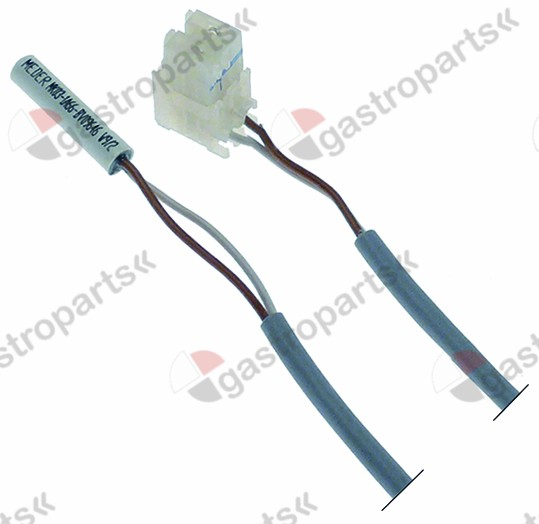 348.027, magnetic switch 250V 1A 1NO connection cable 50W L 30mm nominal 1A