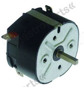 350.048, timer M2 2-pole operation time 75s impulse mechanical 2NO at 250V 16A