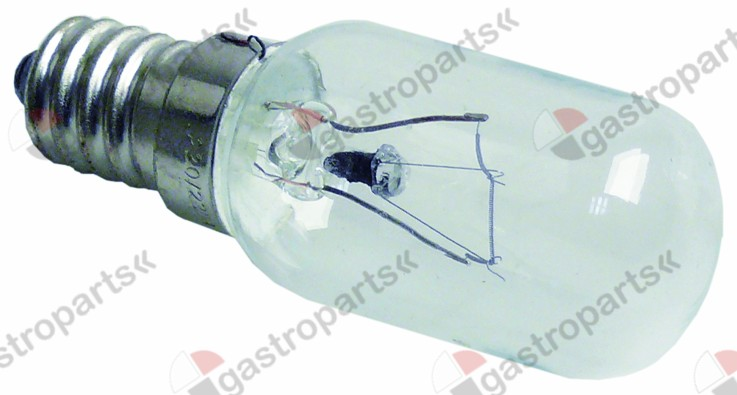 357.118, light bulb t.max. 500 °C socket E14 40 W 240 V