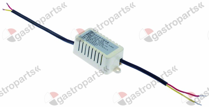 357.150, starter for fluorescent lamps L 69mm W 38,5mm 11W