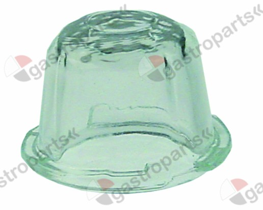 359.377, oven lamp glass H 30 mm o 47 mm