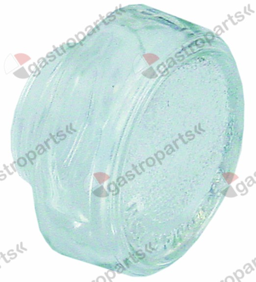 359.661, oven lamp glass thread 32,1 ø 58mm hard glas temp.-resist. 350°C