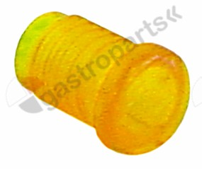 359.804, indicator light lens yellow Qty 1 pcs ø 6mm