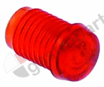 359.805, indicator light lens red Qty 1 pcs ø 6mm