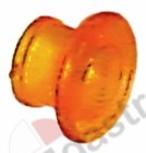 359.820, indicator light lens yellow Qty 1 pcs ø 8mm