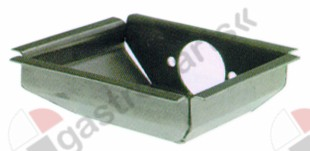 359.840, frame for oven lamp