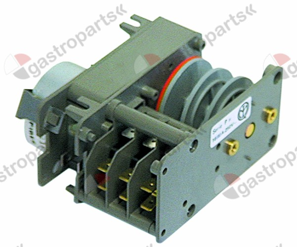 360.041, timer FIBER P26 engines 1 chambers 3 operation time 120s 230V manuf. no. P265J03H322