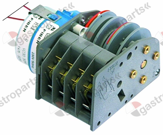 360.072, timer FIBER P25 engines 1 chambers 4 operation time 120s 230V manuf. no. P255J04H385