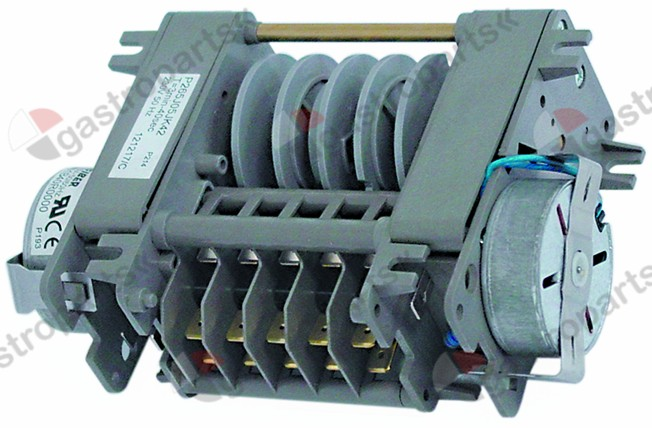 360.288, Replaced by 360668 / timer FIBER P26 engines 2 chambers 5operation time 3min/40s 230V