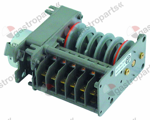360.306, timer FIBER P26 engines 1 chambers 6 operation time 150s 230V manuf. no. P265J06H427