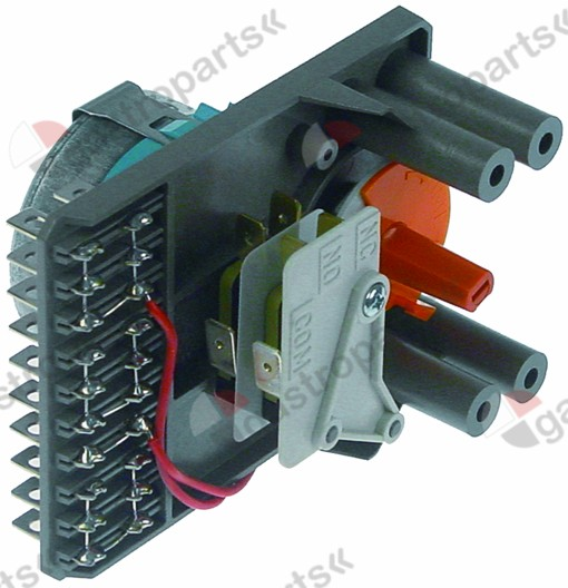 360.371, timer FIBER P36 engines 1 chambers 2 operation time 8min 230V manuf. no. P365JR2J236