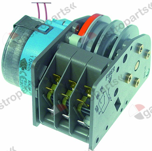 360.373, timer FIBER P25 engines 1 chambers 3 operation time 10min 230V manuf. no. P255J03J4J1
