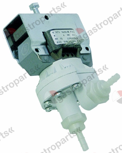 361.001, dosing pump ASF/THOMAS 220V rinse aid duty cycle 100% type DELTA valve lip valve