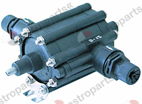 361.006, Replaced by 361009 / dosing pump type N5 membrane dosing pump rinse aid