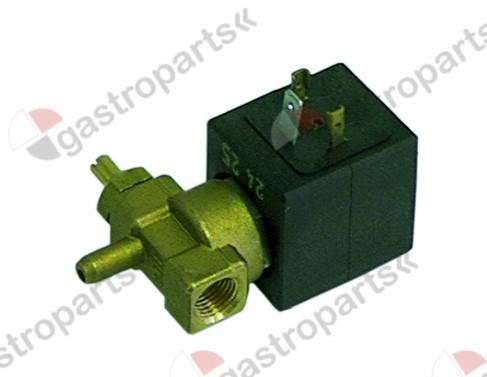 361.019, Replaced by 361576 / dosing pump 230V rinse aid inlet 6mm outlet 1/4
