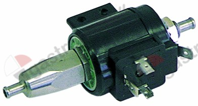 361.026, No longer available / dosing pump inlet 5mm outlet 5mm 230V detergentduty cycle 30% type EV1