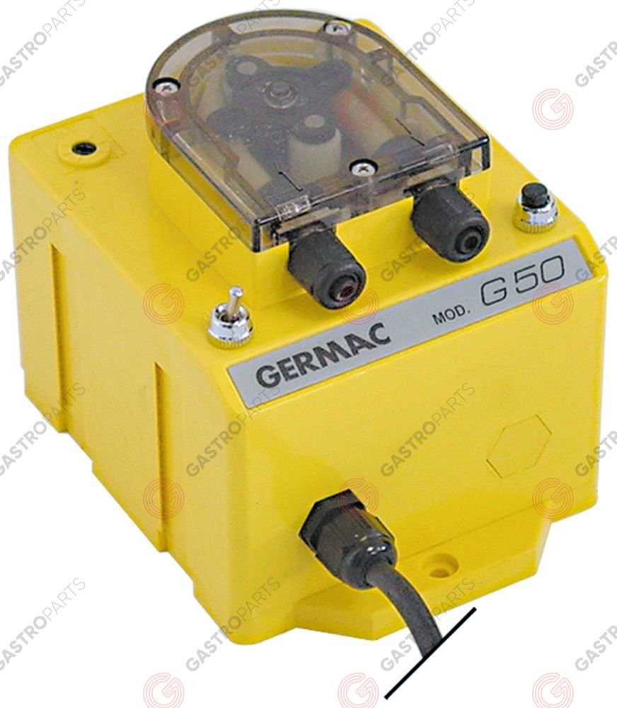 361.040, Replaced by 361277 / dosing pump detergent type G50