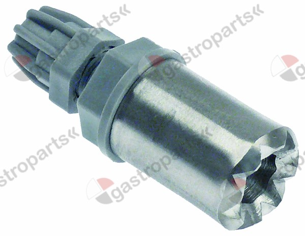 361.058, container filter with non-return valve SS hose ø 4x6mm ø 20mm L 56mm