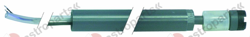 361.165, intake lance L 500mm tube ø 21mm hose ø 4x6mm contact with empty tank NC cable length 2500mm