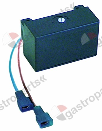 361.223, electronic controller BORES 230V connection male faston 6.3mm