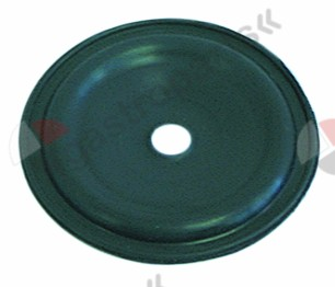 361.306, membrane for type DIB3E/DIB5E ø 49mm hole ø 5mm