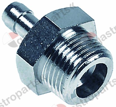 361.318, hose connector T1: 3/8
