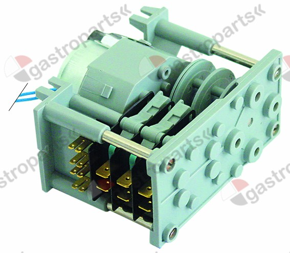 361.357, timer CDC 7803 engines 1 chambers 3 operation time 120s 230V motor type M37LN