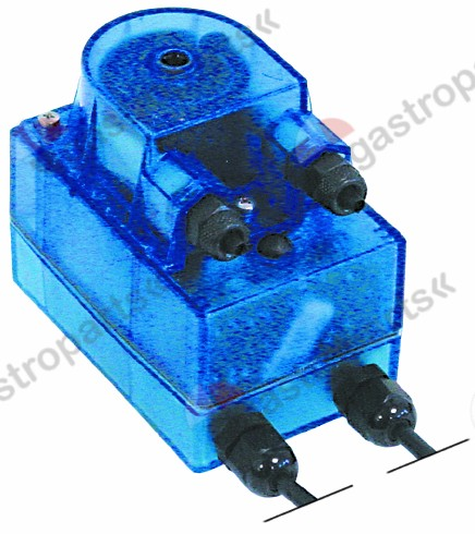 361.377, Replaced by 361587 / dosing pump 230 VAC double solenoid valve-control