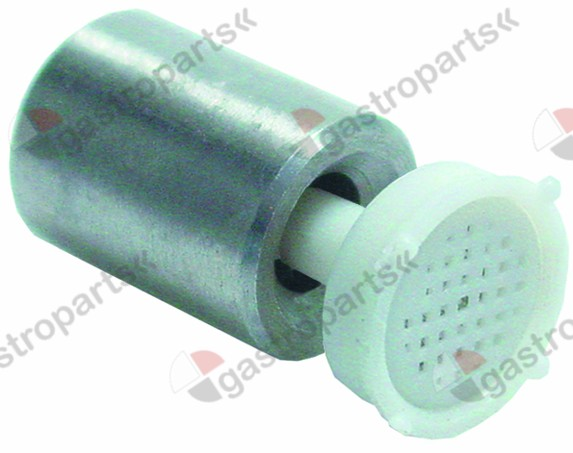 361.462, container filter with weight SS hose ø 4x6mm