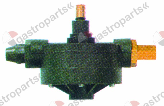 361.485, dosing pump type 1000 rinse aid inlet 4x6mm outlet M10x1