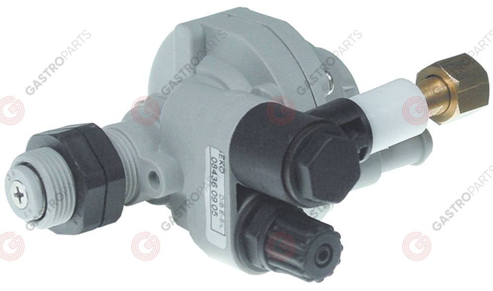 361.590, No longer available / dosing pump type DIB3E rinse aidpump rate 0-3cm³ per stroke