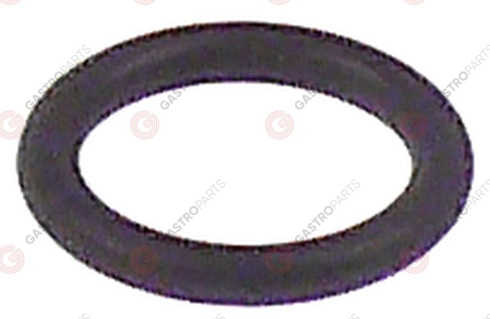 361.643, O-ring EPDM thickness 2,62mm ID ø 13,1mm Qty 1 pcs