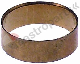 361.644, sleeve o 23,5mm H 8mm thickness 0,75mm