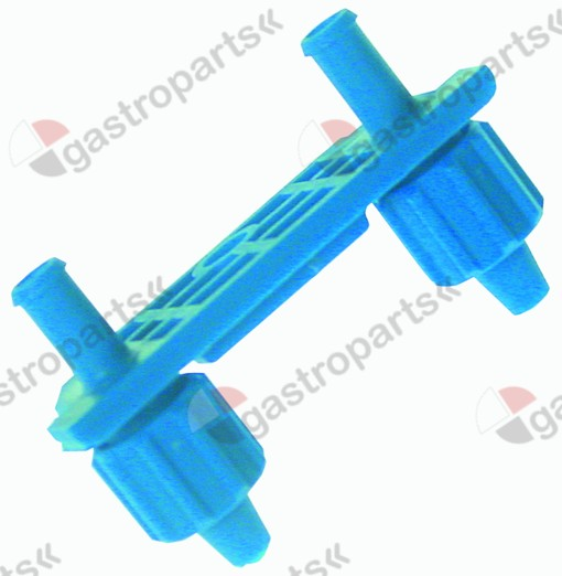 361.675, hose holder hose connector o 4,8x7,8mm